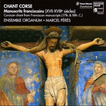 Chant Corse - Ensemble Organum