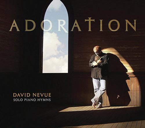 Adoration:Solo Piano Hymns